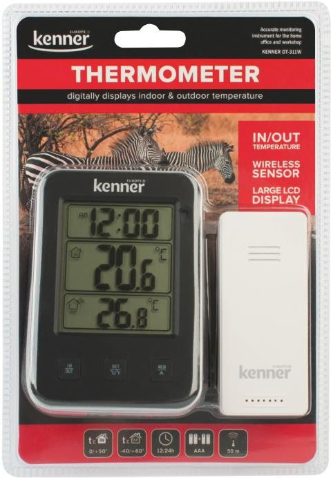 Termomeeter KENNER DT311W