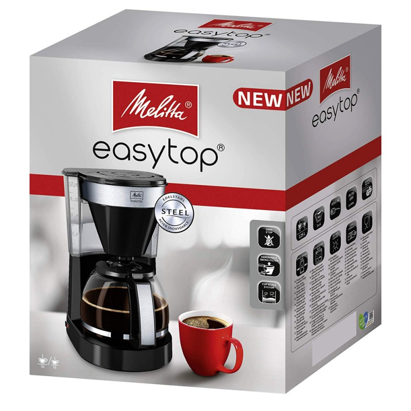 Kohvimasin MELITTA 1023-04 Easy Top
